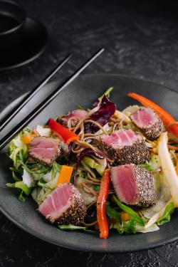 Salata cu Soba si Ton image