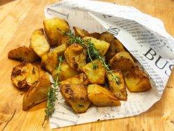 Cartofi copți cu cimbrișor image