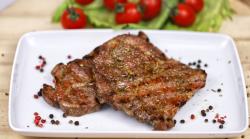 Ceafă de porc grătar image