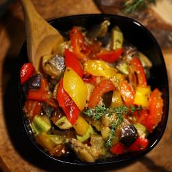 Ratatouille de legume image