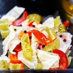 Salată de murături de casă image