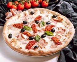 Pizza Pomodoro Secchi image