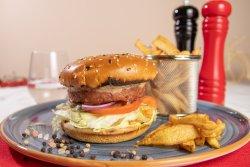 Beyond meat Orginal Burger -Vegan -No Soya image