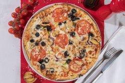 Pizza cu pui  Mon Paris image