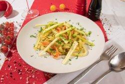 Tagliatele cu morcov și dovlecel image