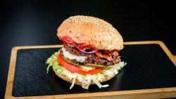 Royal burger image
