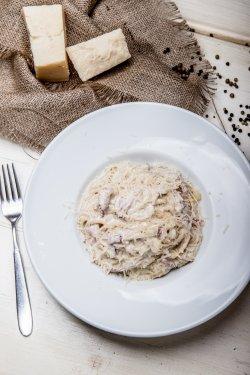 Spaghetti Carbonara image