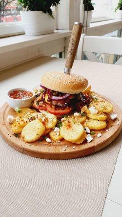 Filos burger pui image