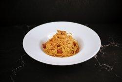 Spaghetti con tonno image
