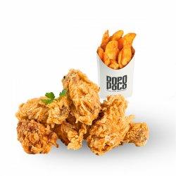 Meniu big chicken wings image
