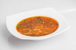 Supa libaneza de rosii image