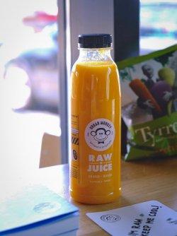 Orange mango image