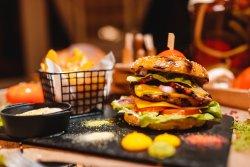 Burger Vită Black Angus image