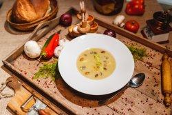Supă cremă de dovlecel image