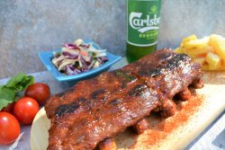 Combo Ribs and Drinks image