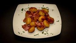 Cartofi la cuptor&bacon image