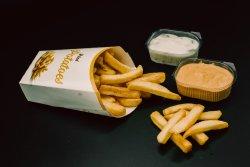 Cartofi prăjiți 200 g image