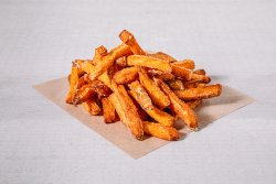 Cartofi prăjiti dulci image