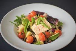 Mushroom salad image