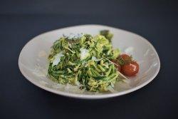 Zucchini carbonara image