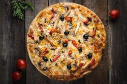 Pizza al Pollo image