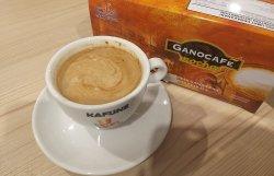 Cafea cu ganoderma și cacao mocha image