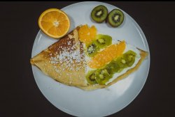 Sweet & sour Crepe