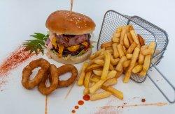 B.O.C. Burger image