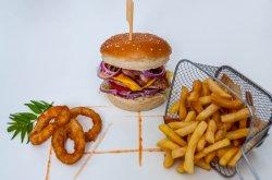 Chicken Fantasy Burger  image