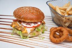 Fillet Chicken Burger image