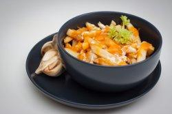 Garlic Cheese Fries image