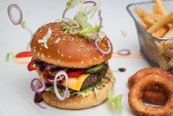 Smokey Burger image
