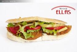 Sandwich șnițel mania