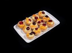 Mini tarte fructe image