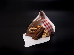 Clătită cu nutella și kitkat image