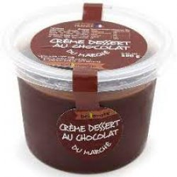 Creme dessert au chocolat (cremă desert de ciocolată) 500g image