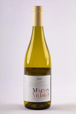 Domaine Jean Touzot, Macon Villages, Vin de Bourgogne 2019 750ml image