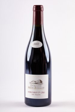 Domaine Meix Foulot, Mercurey Premier Cru, Grand Vin de Bourgogne  2017 750ml image