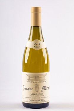 Domaine Michel, Vire Clesse, Grand Vin de Bourgogne 2018 750ml image