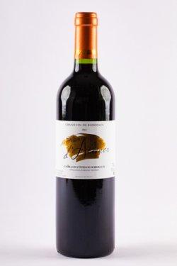 La Fleur d`Alienor, Grand Vin de Bordeaux 2016 750ml image