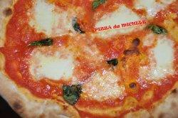 Pizza Da Michele + o băutură gratis image