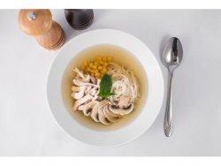 Supă de pui cu noodles image