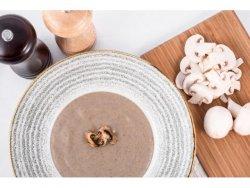 Supă cremă de ciuperci cu trufe image