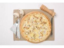 Pizza Pollo E Funghi 32 cm image