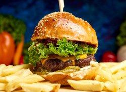 Burger Cheese image