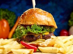 Burger Devil`S Bite image
