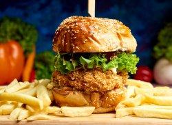 Burger de pui By Chef Eddy image
