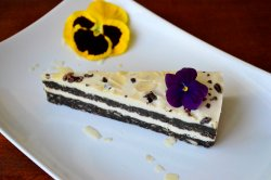 Tort creamy almold image