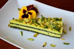 Tort lemon pistachio image