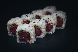 Red & spicy Tuna image